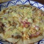 3623574 - ぶな林 ガーリックのピザ