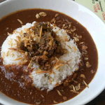 CURRY&DINING BAR e-two - 和キーマカレーの辛口
