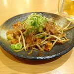 花○商店 - ホルモンスタミナ焼き
