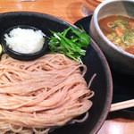 麺匠 たか松 - つけ麺(2015/3月撮影)