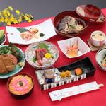 かつ栄 - 料理写真:慶事料理