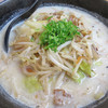Genkidou - 料理写真:野菜たっぷりチャンポンの専門店です。 ウリは野菜たっぷり300gの豆乳入りスープのチャンポンで、ボリューミー且つ健康志向を謳ってます。 豆乳ちゃんぽん650円。