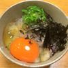 矢部養鶏場 - 料理写真:「トップラン」で自作した玉子かけご飯