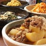 すいば - 料理写真:本日のお惣菜1