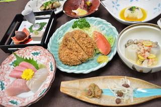 かつ栄 - ご宴会料理