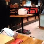 ひなた - 店内の写真