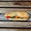 ブーランジェリー・ジャンゴ - 料理写真:スモークチキンと季節野菜サンド
