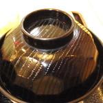 海鮮丼の浦島 - 特選海鮮丼 1600円 味噌汁 【 2015年3月 】