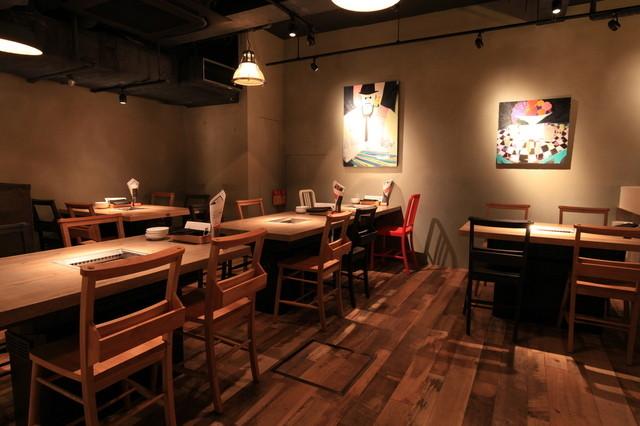 「熟成焼肉 肉源 赤坂店(東京都港区赤坂2-14-33)」の画像検索結果