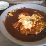 ハイスローム - 料理写真:オムライス定食