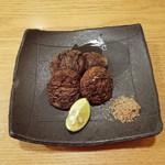 小割烹おはし - 椎茸