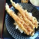 魚貝料理 たかはし - 穴子天丼