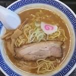 山岸一雄製麺所 - 料理写真:濃厚中華そば