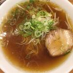 江南 本店 - 柳麺
