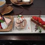 Café & Dining 990 - ピアチェーレスペシャル800円