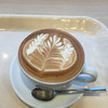 レイクサイドコーヒー 大津SA(上り線) 店
