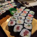 居酒屋すみれ - 細巻き寿司6本
