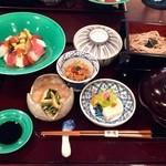 日本料理 対い鶴 - 料理写真:3月特選ランチ