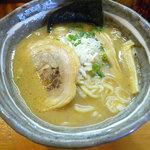 麺や  虎ノ道 - 熟成ラーメン