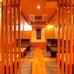 久利舟DINNING - 大人数の宴会に利用される方々で大盛況の大型個室!