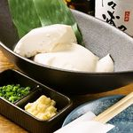 久利舟DINNING - 出来立て!手作り豆腐
