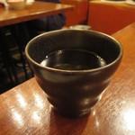 G麺 - ウーロン茶 200円