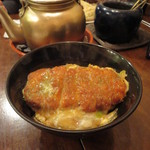 G麺 - カツ丼 750円