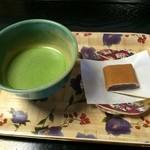 36247362 - 抹茶と源氏巻