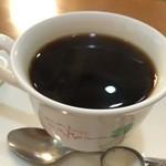 ブラジル - ドリンクは、ホットコーヒーを選択