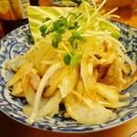 串屋横丁 - すもつサラダ