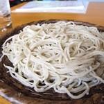 36248187 - 大盛り蕎麦!!