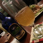 ギリギリ カフェ - 銀河高原ビール