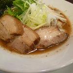 3625378 - チャーシュー麺(和風中華そば)¥980