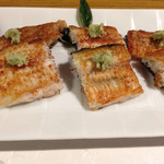 佐阿美 - 鰻の白焼き