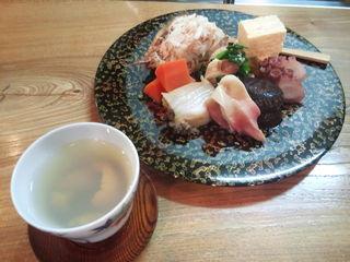 津軽割烹未来 - 椀物・前菜