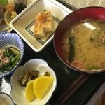 Izunosuke - 副菜
