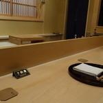 是しん - ☆正統派な雰囲気のカウンター席☆