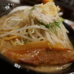 ロクゴーガッツ - 正油+カレー