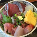 36259970 - きまぐれ海鮮丼