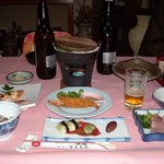 ホテル末広 - 料理写真:ホテル末広 松本