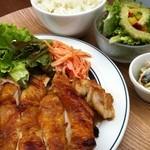 イシガキ ユーグレナガーデン - 週替わりプレート