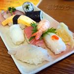 天龍 - すしランチのお寿司