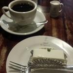西洋菓子しろたえ - レアチーズケーキ。美味すぎて身震いがした。