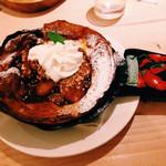 森の間CAFE - りんご