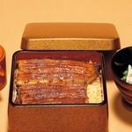 鰻割烹 伊豆栄 - 料理写真: