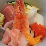 こばやし - 特選海鮮丼