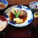 こばやし - 煮魚御膳