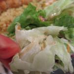 パタタ食堂 - サラダアップ