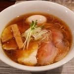 らぁ麺やまぐち - 特製鶏そば (1000円)