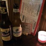 Crow-bar - ハワイのビールとベルギービール